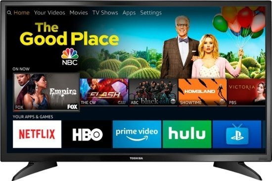 Televisor Tv 32 Led Smart Toshiba , Hdmi, Usb, (195v)