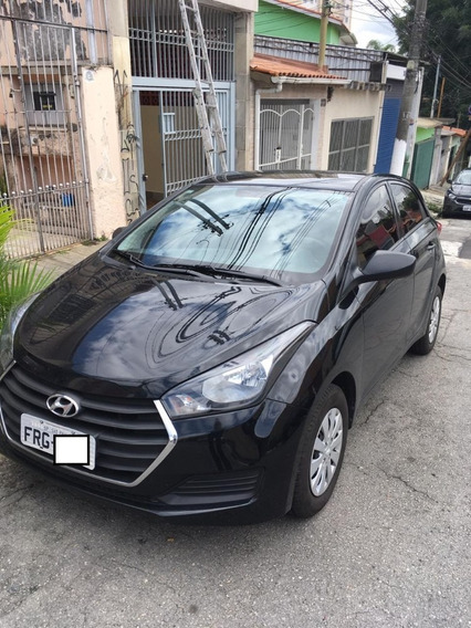 Hyundai Hb20 - 1.0 Comfort Plus 12v Flex 4p Manual 2018/2019