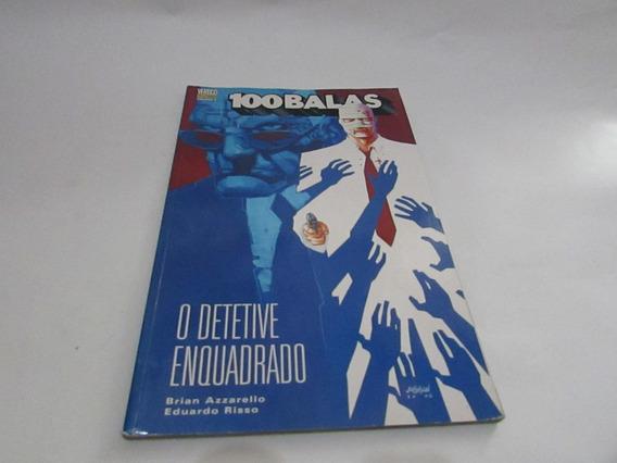 Hq 100 Balas O Detetive Enquadrado 6 (c/frete)