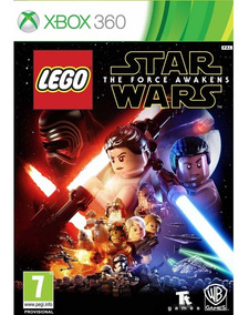 Jogo Lego Star Wars The Force Awakens Xbox 360