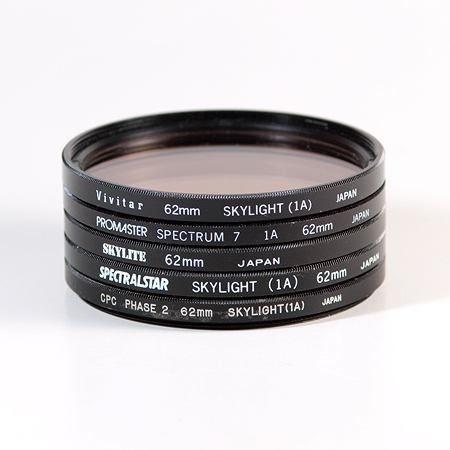 Imagen 1 de 2 de Filtro Toyo Optics 62mm Uv. El Último.