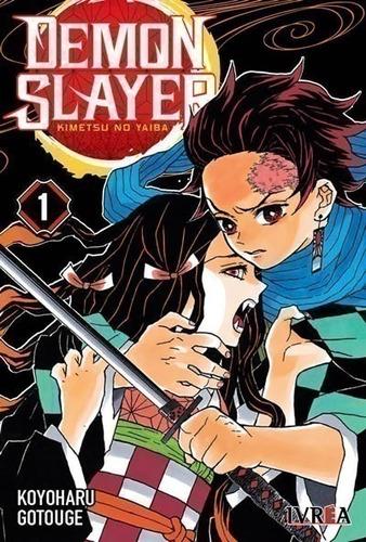 Imagen 1 de 4 de Manga - Demon Slayer - Kimetsu No Yaiba - Elige Tu Tomo 6 C
