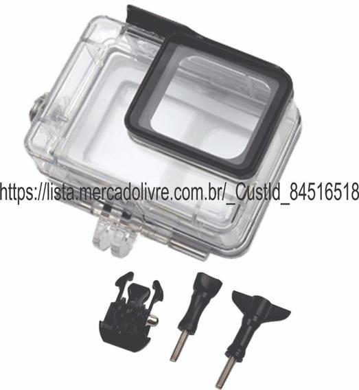 Caixa Estanque Protetora Waterproof P/ Gopro Hero 5 Black