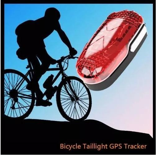 Rastreador Bike Bicicleta Sem Fiação Gps Prova D