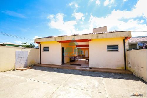 Casa Com 4 Dorms, Praia Do Sapê, Ubatuba - R$ 600 Mil, Cod: 1361 - V1361