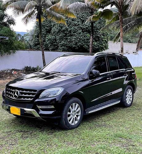 Mercedes-benz Ml 2014 3.5 4matic