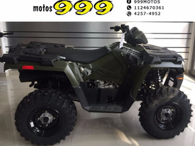 Cuatriciclo Polaris Sportsman 450 450cc 0km 2017 Financiamos