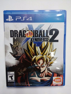 Dragon Ball Xenoverse 2.-ps4