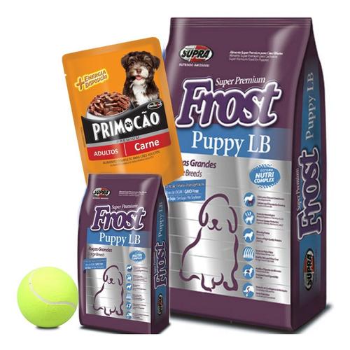 Imagen 1 de 2 de Frost Puppy Cachorro Lb 15 + 2  Kg Con Regalo