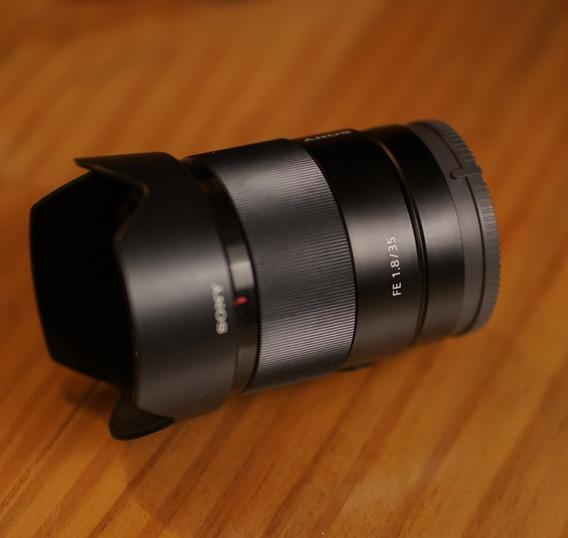 Sony 35mm 1.8 Fe