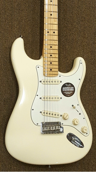 Guit. Electr. Fender Stratocaster Std 2012 (u S A) C/valija