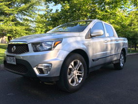 2014 Ssangyong Actyon Sports 2.0d Auto