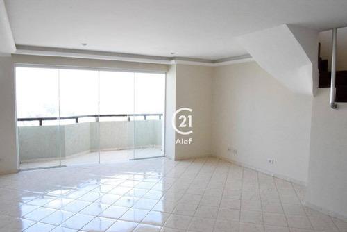 Imagem 1 de 30 de Cobertura Com 4 Dormitórios À Venda, 260 M² Por R$ 2.200.000,00 - Vila Pompeia - São Paulo/sp - Co0983