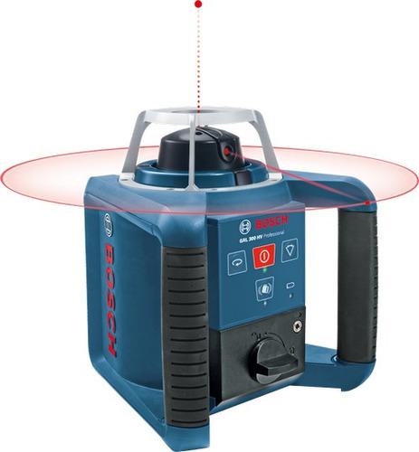 Imagem 1 de 1 de Nível A Laser Rotativo Bosch Grl 300 Hv Maquifer