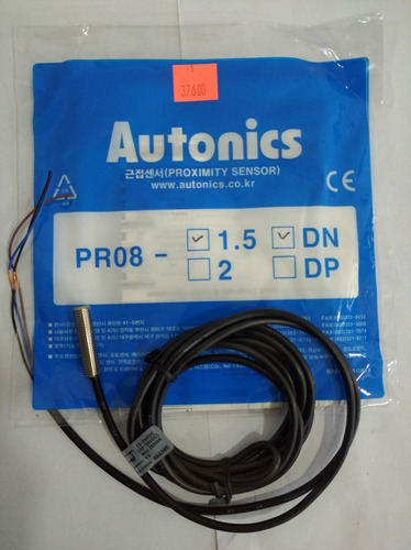 Sensor Inductivo Pr08-1.5dn Autonics