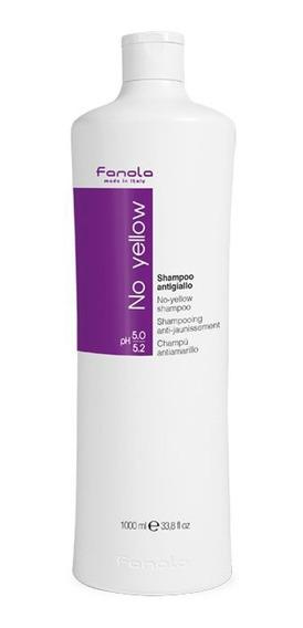 Shampoo Fanola No Yellow 100ml Originales Tienda Fisica