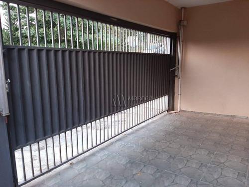 Casa Ampla - 224 M² Área Total E 150m² De Área Construída - So0026