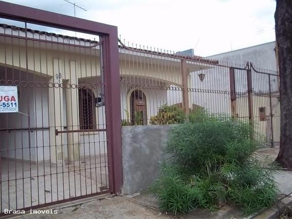 Casa Para Locação Em Presidente Prudente, Vila Cristina, 3 Dormitórios, 1 Suíte, 3 Vagas - 00115.001_1-277969