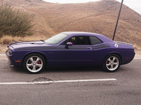 Dodge Challenger Rt 5.7 Crazy Purple