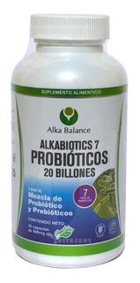 Probioticos 20 Billones 30 Cápsulas