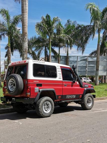 Toyota Land Cruiser Toyota En Buen Estad