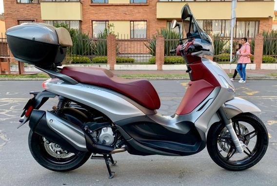 Scooter: Oportunidad Confort, Estilo, Potencia Y Seguridad.