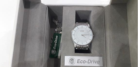 Relógio Citizen Eco Drive Sapphire