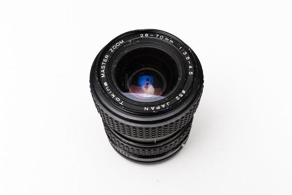 Lente Tokina Master Zoom 28 70mm