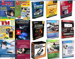 Pack50 Curso Electrónica Electricidad Automotriz Electroauto