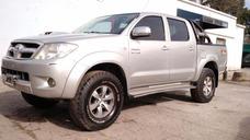Toyota Hilux Srv Cuero Full Full Muy Cuidada Titular