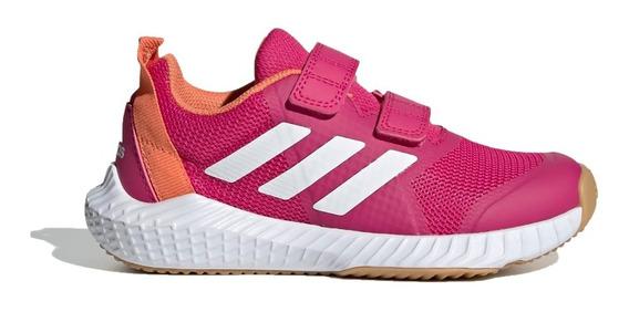 adidas Zapatillas Running Niña Fortagym Rosa