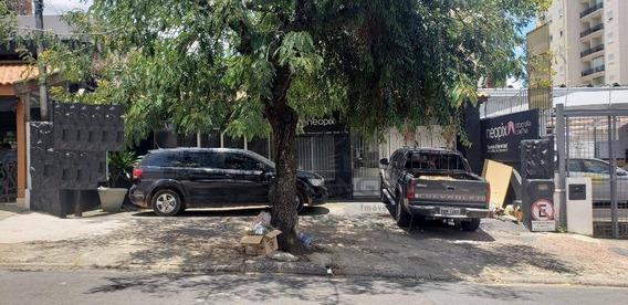 Casa Para Alugar, 177 M² Por R$ 4.500,00/mês - Vila Itapura - Campinas/sp - Ca10622