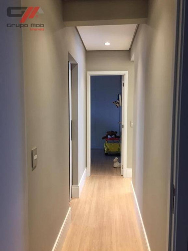 Imagem 1 de 30 de Apartamento Com 3 Dormitórios À Venda, 146 M² Por R$ 990.000,00 - Edifício Vert Residence - Taubaté/sp - Ap0177