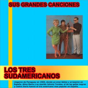 Cd Antologia - Los Tres Sudamericanos - 26 Super Hits