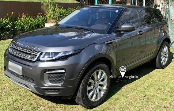 Land Rover Evoque Se 2.0 Si4 5p Aut. 2017 Cinza