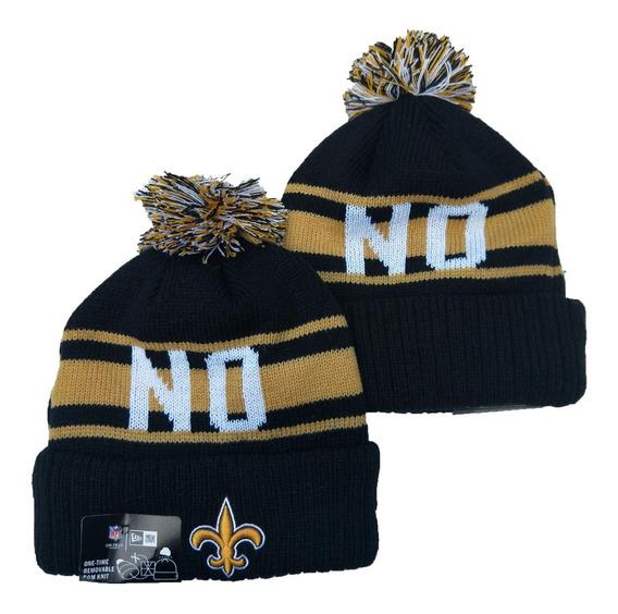 Touca Gorro New Orleans Saints Sideline New Era Oficial