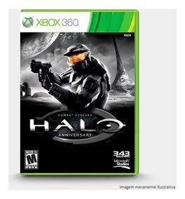 Halo Anniversary - Original P Xbox 360 - Novo