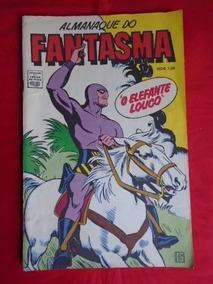 Almanaque Fantasma - 1969 - Excelente - ( Frete: R$ 8,00 )