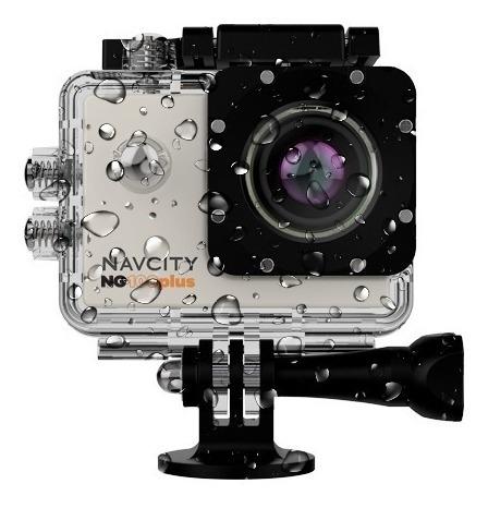 Câmera 4k Navcity Ng100plus Esporte Radical