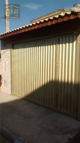 Imagem 1 de 19 de Casa Com 2 Dormitórios À Venda, 110 M² Por R$ 250.000,00 - Vila Helena - Suzano/sp - Ca0079