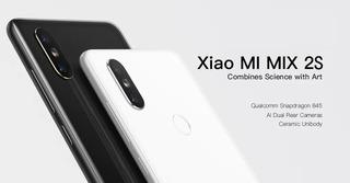 Smartphone Xiaomi Mi Mix 2s 5.99 Dual 128gb/6gb Lte