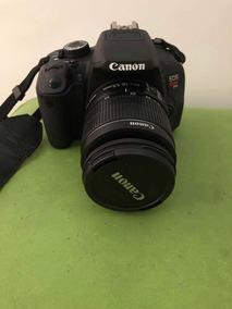 Câmera Cannon T5i