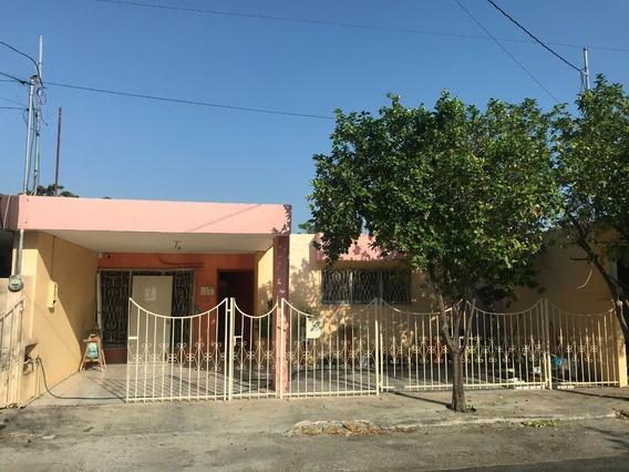 Casa En Venta En Col. Prado Norte, Mérida Yucatán.