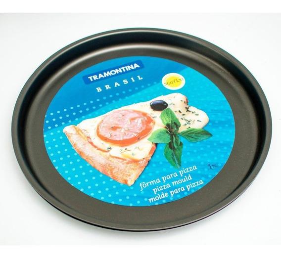 Pizzera Fuente Molde Tramontina Antiadherente 35cm