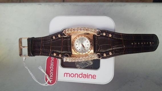 Relógio Mondaine Feminino Fashion Café