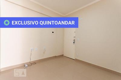 Apartamento No 8º Andar Com 1 Dormitório E 1 Garagem - Id: 892932511 - 232511