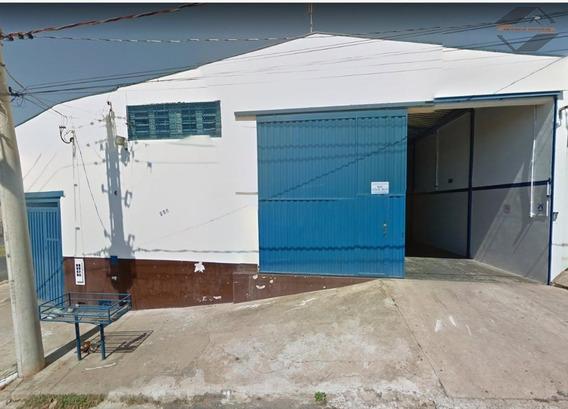 Galpão À Venda, 502 M² Por R$ 359.110 - Conjunto Habitacional Francisco Garófalo - Mococa/sp - Ga0024