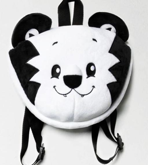 Frete + Brinde Grátis - Mochila Costas Baby Tigor T Tigre: