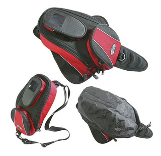 Tank Bag Pad Moto Motocicleta Mochila Magnetica Back Pack