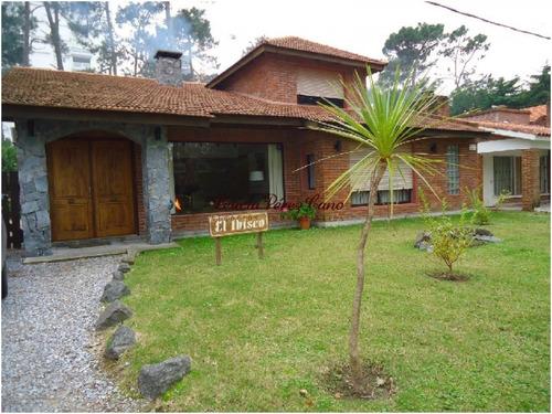 Venta Casa En Playa Mansa 4 Dormitorios - Ref: 15583